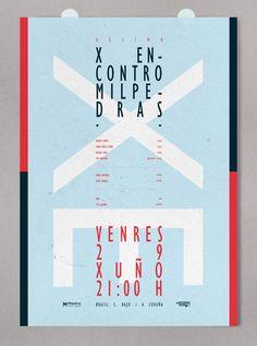 Posters / Alberto Carballido | Design Graphique
