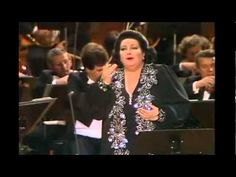 O Mio Babbino Caro by Amira Willighagen, Maria Callas and Montserrat Cab...