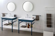 Decoração de casas de banho modernas: 5 lavatóriosRui e Tiago Vilaça