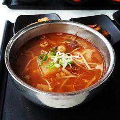 덕평휴게소 소고기국밥