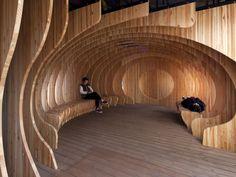 Rest Hole by UTAA - News - Frameweb