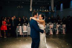 Toronto wedding venue - toronto wedding - modern wedding- airship37