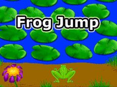 Frog Jump - In this game players must pair like sounds in order to help a frog reach her goal. The game trains both tonal discrimination and short term memory, requiring players to remember one sound while associating it with a number of choices. - Pinned by @PediaStaff – Please visit http://ht.ly/63sNt for all (hundreds of) our pediatric therapy pins