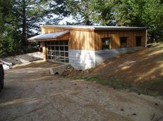 Occidental Garage contemporary-garage-and-shed
