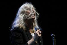 Patti Smith @Patrick Kovarik
