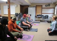 Military Battle PTSD With Yoga
