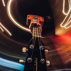Photo of the Day! Surf meets sound when @anthony_walsh_ + @ajofficial team up for a jam session on #MusicMonday. Got tunes? Share your favorite jams with us at gopro.com/awards #GoProMusic