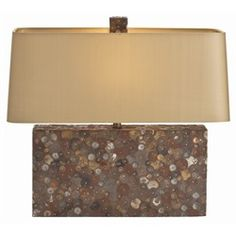ARTERIORS - MIXED METALS TABLE LAMP