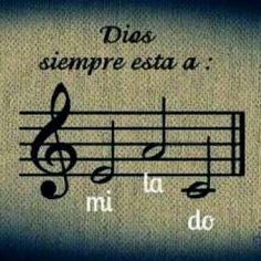 La musica no se ve pero llega a lo mas intimo del corazon.