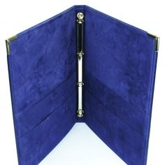 Blue hotel room folders and hotel room accessories. All things blue, indigo, royal blue, navy blue, pastel blue and more for your guest house & hotel. Minister Guest Room Folders - The Smart Marketing Group - Hospitality