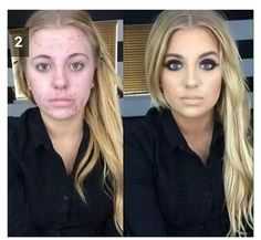 Make Up Transformation