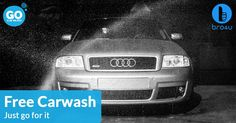 """#FREE #CAR #WASH - Doorstep - Limited Time Offer  Book Go Car #Wash today & get your Car Washed absolutely free at your doorstep. Apply code : """"GOCARWASH"""" What's Included in Service : -Exterior Wash -Interior Vacuuming -Tyre Dressing  -Waxing Areas Covered - Whitefield, Indranagar, Marathalli & Surrounding Areas"""