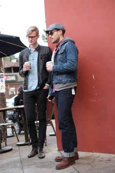 Selvedge jeans