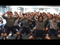 TBHS Haka for Victory Lutheran College