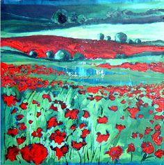 Artwork >> Catherine Suchocka >> the summer in poland