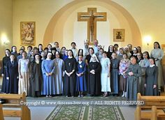 At the invitation of the Conference of Supreme nastoyatelnyts women's religious orders of Roman Catholic and Greek Catholic orders, Bishop Benedict, Auxiliary Bishop of Lviv Archdiocese Church, on Tuesday, July 3, attended courses formatorok monastic life at the Roman Catholic seminary in Lviv-Bryukhovychi .