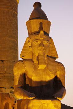 Ramsès II Luxor