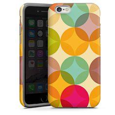 Go in Circles für Tough Case (black) für Apple iPhone 6 von DeinDesign™