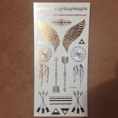 Cheap production lin, Buy Quality product mechanism directly from China product gimmicks Suppliers: 300 style Body art chain gold tattoo temporary tattoo tatoo flash tattoo metallic tattoo jewelry temporary tattoost stic