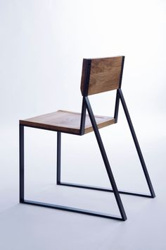 the K1 chair by Marta Adamczyk of design studio Moskou
