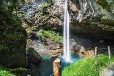 Wanderung vom Klausenpass zum Griesslisee beim Claridengletscher › 2CoinsTravel Water, Outdoor, Waterfall, Water Water, Aqua, Outdoor Games, The Great Outdoors, Garden