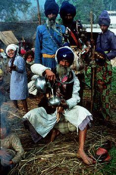 Anandpur Sahib, India  1982  Raghu Rai