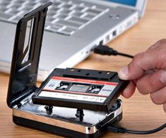 USB Cassette to MP3 Converter – $50