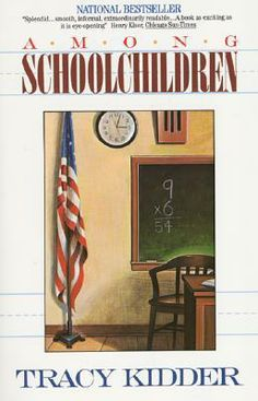 """""""Among the Schoolchildren"""" by Tracy Kidder won the 1990 Robert F. Kennedy book award. It chronicles a year in the lives of schoolchildren and the nature of American Education. It shared the 1990 award with """"Big Sugar"""" by Alec Wilkinson http://rfkcenter.org/1990-qamong-schoolchildrenq-by-tracy-kidder-and-qbig-sugarq-by-alec-wilkinson?lang=en"""