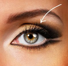 Types of Eyelid Creases deepset eyes | Notice the deep-set eyes, strong brow bone, and defined crease. Now ...