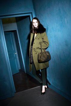 Sonia Rykiel | Pre-Fall 2012 Collection | Vogue Runway