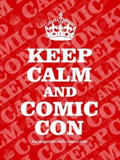 Comic-Con!!!!!!!