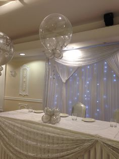 All the best to the special couple who choose Top Balloon for they wedding day.