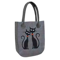 Filcová kabelka City Dve mačky Reusable Tote Bags, Keto, Marvel