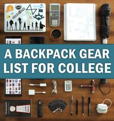 What's in My Backpack: A Tour of the Gear I Pack Now (And What I Used in College)
