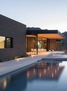 Quartz Mountain Residence by Kendle Design Collaborative