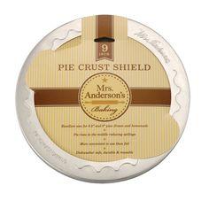 Mrs. Anderson's Baking Pie Crust Shield, 9-Inch