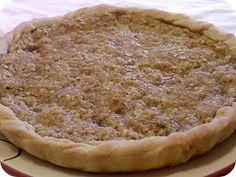 Receitas da Filipa: Tarte de maçã com cobertura crocante