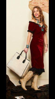 Bustier dress in velvet,Fall/Winter 2015,  from marrikanakk.com available at Orisons Boutique,McKinney,TX