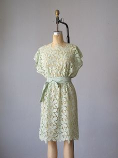 applique/embroidered dress?