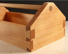 Hey, I found this really awesome Etsy listing at https://www.etsy.com/listing/482975057/tool-box-tool-tote-hand-cut-dovetails