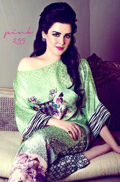 Peek: Natasha Khalid for Mina Hasan