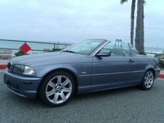 Convertible, 2002 BMW 325Ci Convertible with 2 Door in San Clemente, CA (92672)