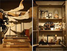The Paris Market & Brocante: The Wonderful Cabinet of Curiosity