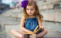Cute Baby Girl Wallpaper with Adorable Face Jeans Dress and Blue So Cute Baby, Cute Babies, Beautiful Little Girls, Cute Little Girls, Cute Kids, Baby Girls, Top Girls, Girls Dp, Beautiful Children