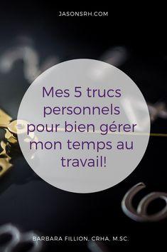#jasonsrh #gestiondutemps #déconnexion #déléguer #multitasking