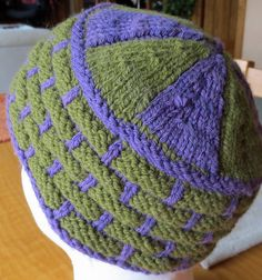 Ravelry: Liziak's Igloo DK Hat