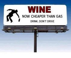 I'm on board with this. I enjoy drinking more than driving anyway.