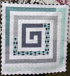 Greek Key Quilts, May is for Makers, & #quiltsforFortMac