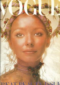 Vogue Beauty Issue US, June 1970
