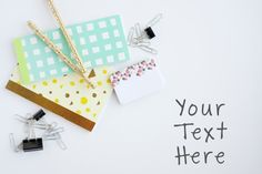 Back to School  Styled Stock Photography  Digital by 815stockshop